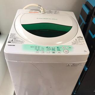 【首都圏配送可】東芝製洗濯機