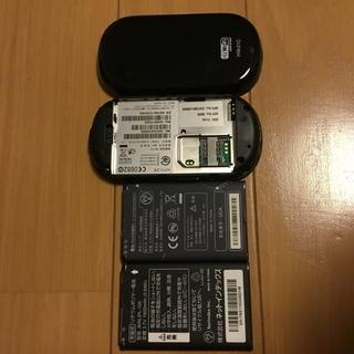 ドコモ Wi-Fi hw-01c ルター