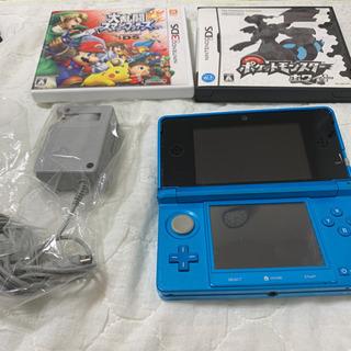 任天堂3DS本体+ソフトセット