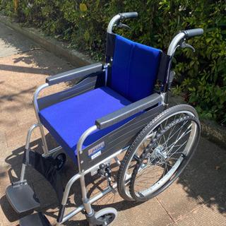 MIKI 自走式車椅子 室内使用品 程度良 ノーパンクタイヤ