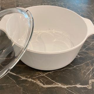 パイレックス耐熱鍋