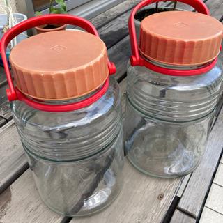 保存瓶(梅酒、梅干し等)4L