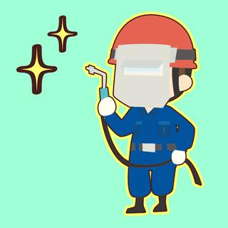 《 日払いOK × 溶接工 》来社不要で面接可能!【yk】…