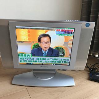 パナソニック 液晶テレビ TH-17LB1FG