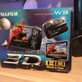 FUJIFILM 3Dデジタルカメラ FinePix REAL ...