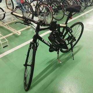 トレック FX7.4 クロスバイク 黒