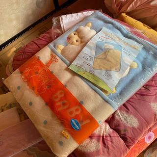 布団、毛布等無料で差し上げます!