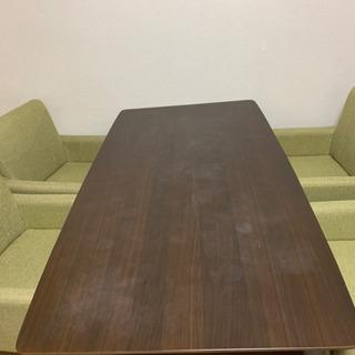 ダイニングテーブル ソファー 椅子 テーブル