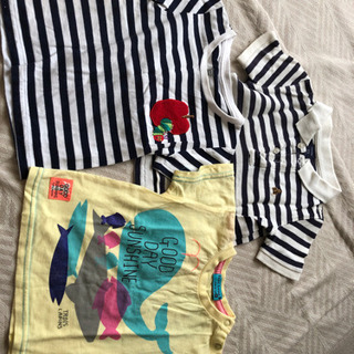 80サイズ Tシャツ 3枚