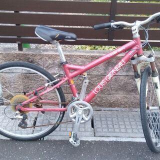 ルイガノ◆LOUIS GARNEAU 自転車
