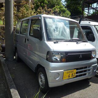 (ID1860)軽バン専門店在庫50台 三菱 ミニキャブバ…
