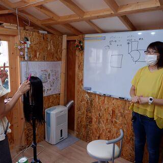 札幌市北区』新人美容師向けのカットスクールをOPEN
