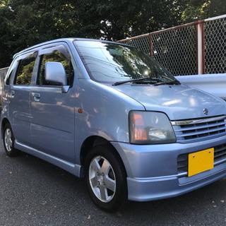 平成14年 ワゴンR FMエアロ MC22S ブルー 走行12....