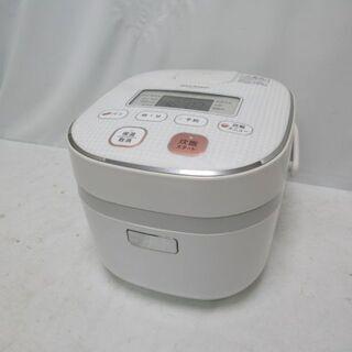 JAKN1518/炊飯ジャー/炊飯器/3合/ホワイト/単身/新生...