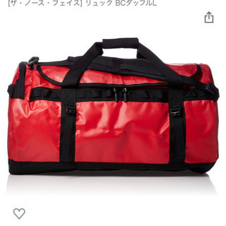 THE NORTH FACE ダッフルL