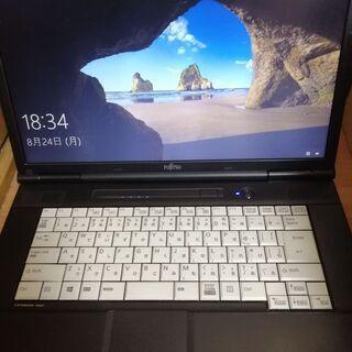 格安富士通 LifeBook 第2世代CPU搭載 メモリ4G H...
