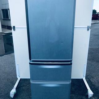 ‼️大容量‼️262番 三菱✨ノンフロン冷凍冷蔵庫✨MR-…