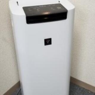 空気清浄機 SHARP プラズマクラスター 取引先決定