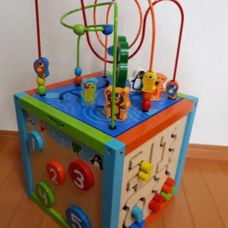 イマジナリウム 木のおもちゃ