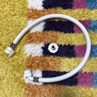 【ネット決済】【洗濯機】給水ホース+継手セット【120cm】
