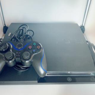 《決まりました》PS3 本体 コントローラー1個付