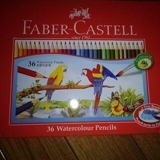 色鉛筆とペン売ります(新品)