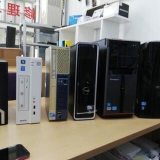 【ネット決済・配送可】富山県一番安いデスクトップPC そのお値段...