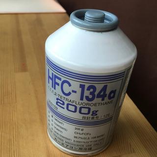 HFC134A カーエアコンガス