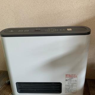 ガスファンヒーター ガスストーブ 暖房 ガスホース付き