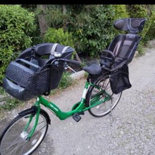 お子様乗せ自転車