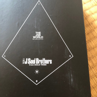 三代目Jsoul brothers THE JSB WORLD DVD、CD - 本/CD/DVD