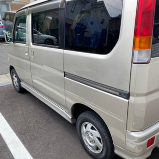 バモス ターボ2000年 車検あり03年5月15日 - 京都市