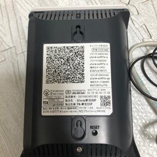 NEC Wi-Fiルーター インターネット