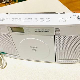 TOSHIBACD&ラジオプレイヤー