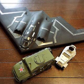 プラモ3セット B-2 スピリット