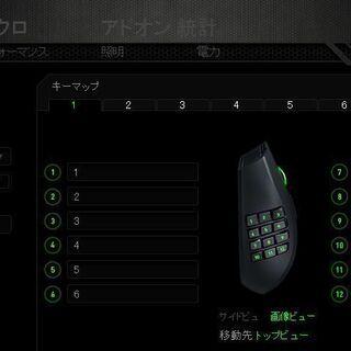 【ワイヤレスのゲーミングマウス】Razer Naga Epic Chroma - 台東区