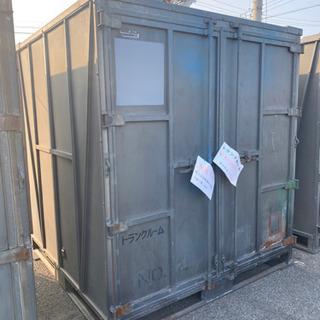 トランクルーム コンテナボックス 物置 倉庫 収納 片付け 貨物