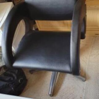 美容室 サロン 椅子 3脚