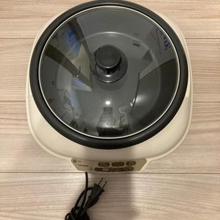 電気鍋 すき焼き鍋