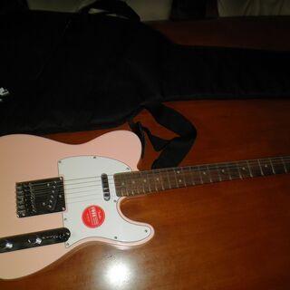 エレキギター ピンク 超美品