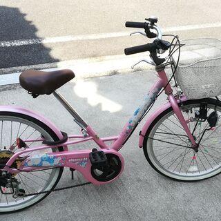 小学生用 自転車 peopleいちろく自転車