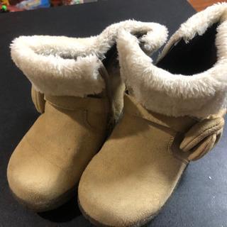 子供靴 サイズアウトの為 出品18センチ