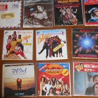 80年代~90年代 洋楽 外国人歌手 シングルレコード 15枚!!!