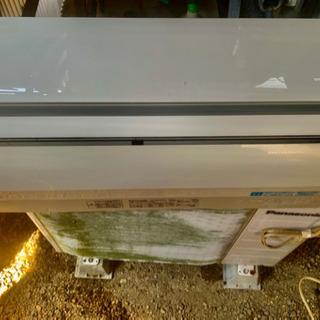 パナソニック10畳用エアコン 2010年 中古工事可能