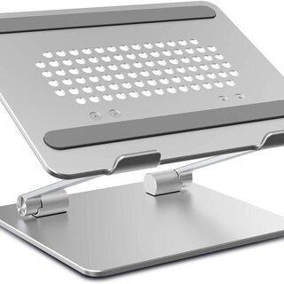 ☆ノートパソコンスタンド PC タブレットスタンド 折りたたみ式...