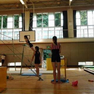 生徒募集※器械体操競技 − 神奈川県
