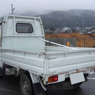 新品/軽トラック用/アルミ製!【荷台フレーム】