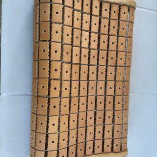 竹ブロック枕