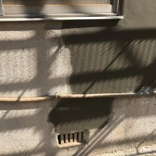 お家のモルタル壁 しっかりなおし!綺麗に仕上げます!