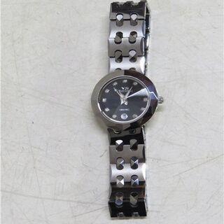 VS ダイヤモンド11P最高級タングステンレディース腕時計…